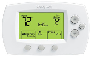 No Heat check your thermostat