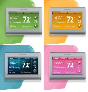 Honeywell Wi-Fi Thermostat