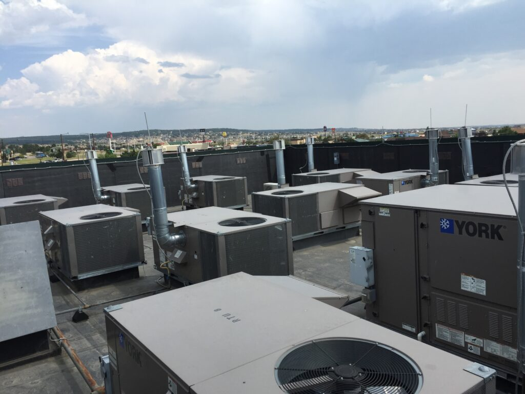 RTUs commercial maintenance